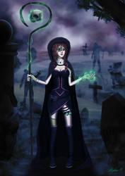 Necromancer by Mylene-C