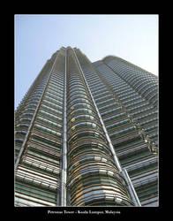 Petronas Tower by kieranishere