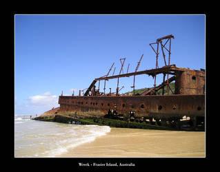 Wreck by kieranishere