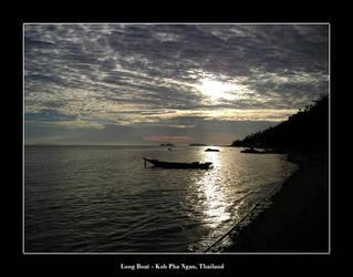 Long Boat by kieranishere