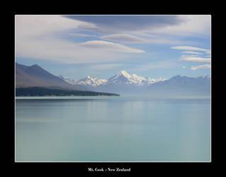 Mt. Cook by kieranishere