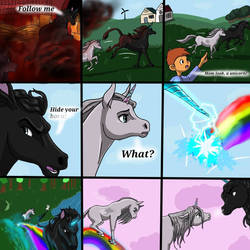 The Real Life Of Horses - Part 7
