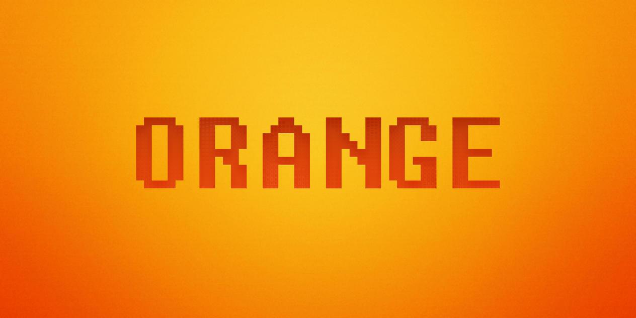 2014-10-20 - Orange by Pencil-X-Paper