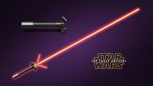 2014-11-28 - Star Wars VII Sith Saber