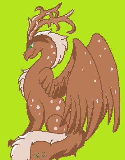 Dragon Art (OLD) by KkandyKrystals