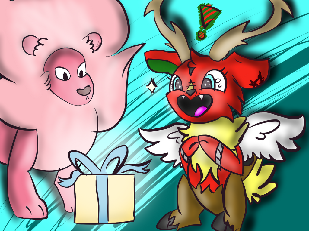 Bday Present For Katie! by KkandyKrystals