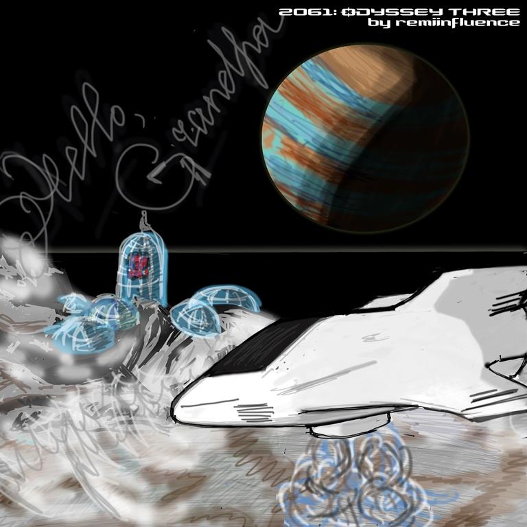2061 odyssey three Купить книгу «2061 odyssey three» автора arthur c clarke и другие произведения в разделе книги в интернет-магазине ozonru доступны цифровые, печатные и.