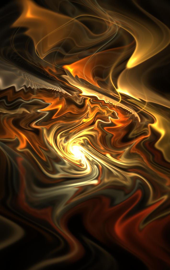 Caramel Swirl by Daeurth
