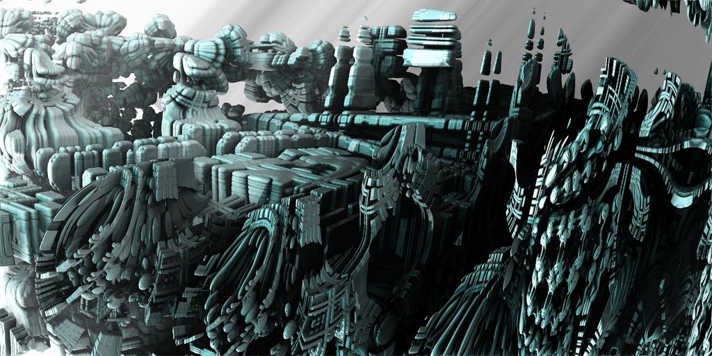 Armageddon Train by Daeurth
