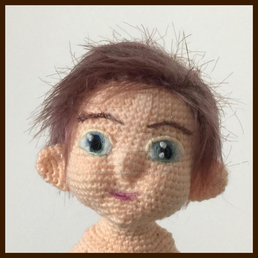 Amigurumi Crochet Patterns Baby : Baby Amigurumi Pattern by Sculpturingface on DeviantArt