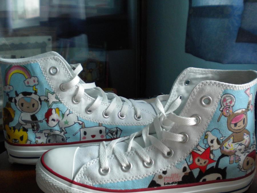 new arrival 54a3b 8b5ec Tokidoki Shoes by MangaNeko630 on DeviantArt