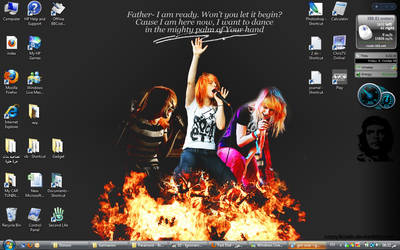 The Rising Flames of PARAMORE