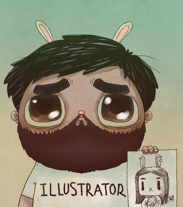 A Little Bit Of Me by rizaturker