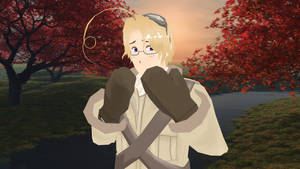 MMD Hetalia - Will you forget me?