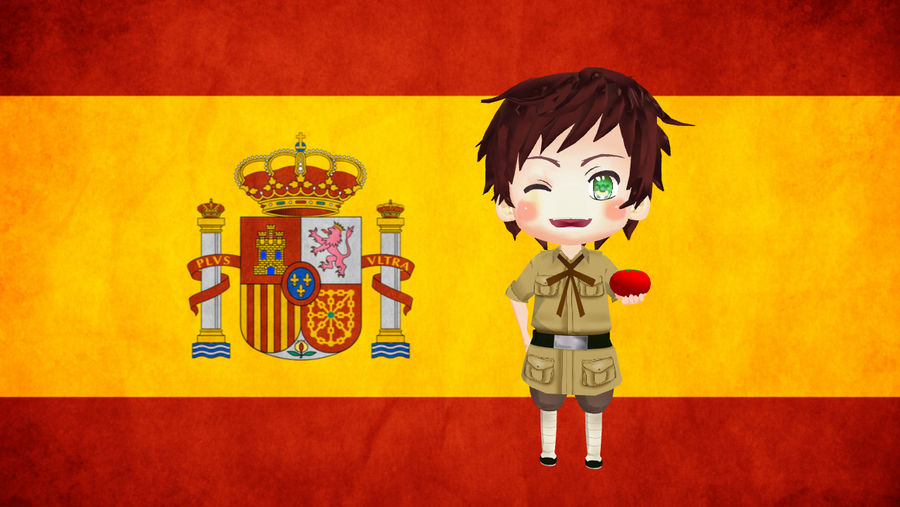 82ddffa1 MMD Hetalia - I am your spanish boss by PikaBlaze on DeviantArt
