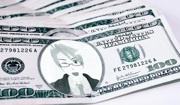 MMD Hetalia - American Dollar by PikaBlaze