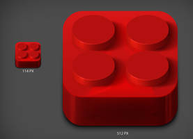 Lego Builder App by tonehal