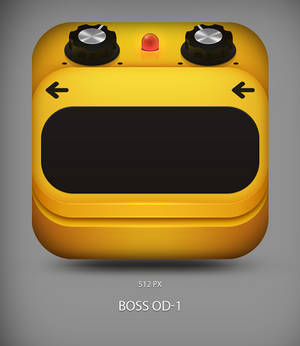 Boss Overdrive Icon