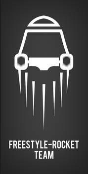Freestyle Rocket Logo
