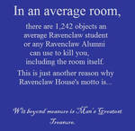 Ravenclaw House Motto