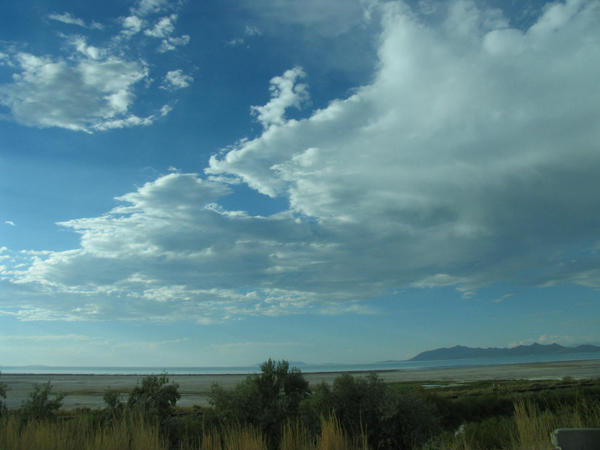 Great Salt Lake 3 by abuseofstock