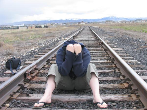 Railroad Misery 2 by abuseofstock