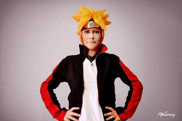 Boruto by MIHAUMARY