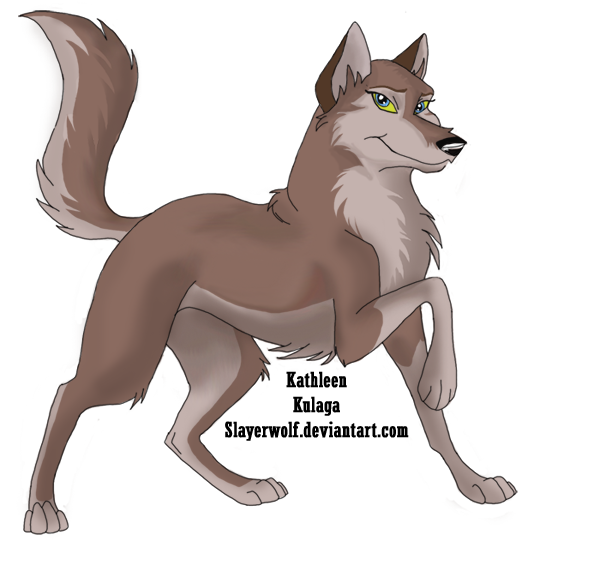 Aleu by SlayerWolf