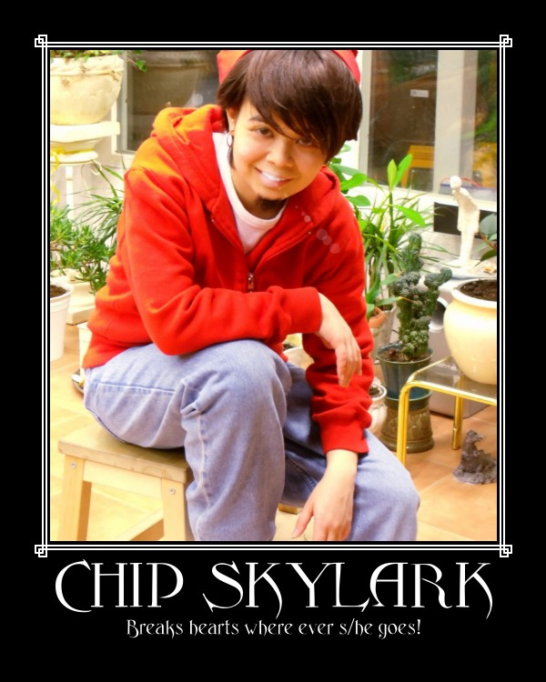 Chip Skylark Chip Skylark Motivational by