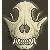Canine Skull by RotGutMutt