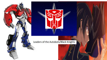 Leaders of the Autobots-Black Knights