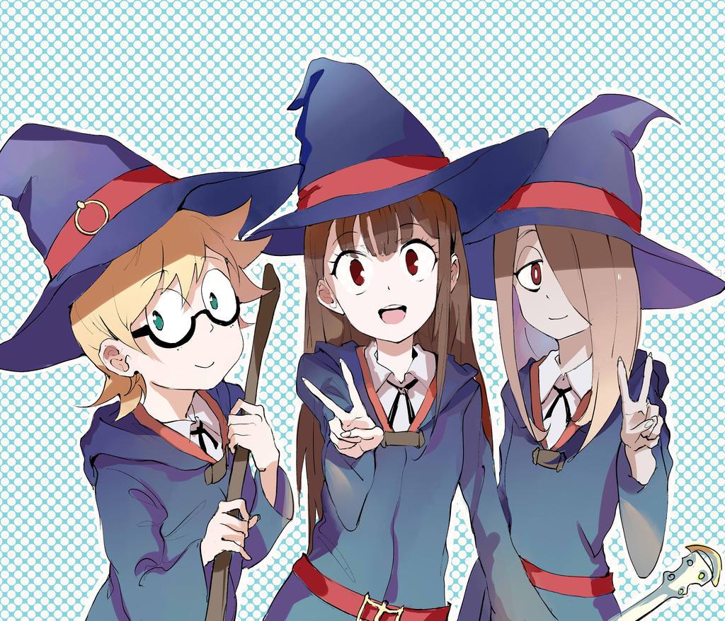 little witch academia i - photo #12