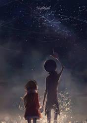 Nightfall by sishenfan