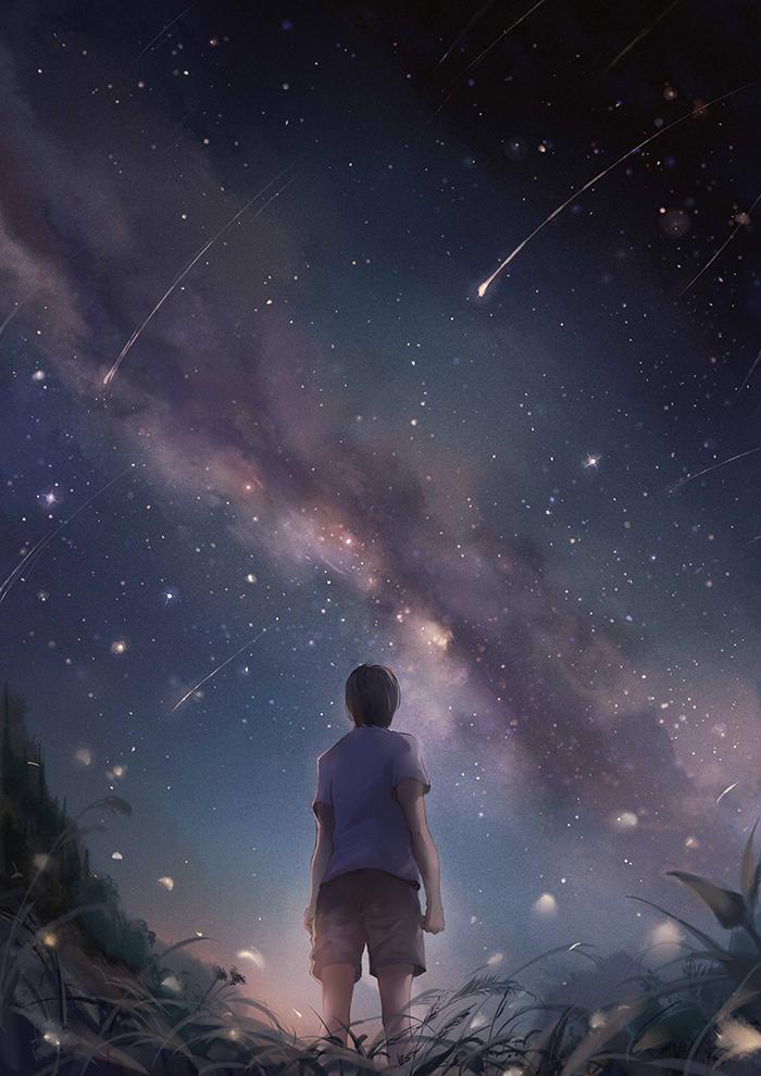 Personal Galaxy by sishenfan