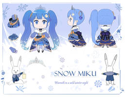 SNOW MIKU 2019 SUBMISSION