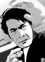 Toshiro Mifune by SarshelYam