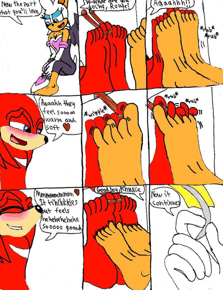 Knouge Tickle torture: Part 3 by alexiaNBC