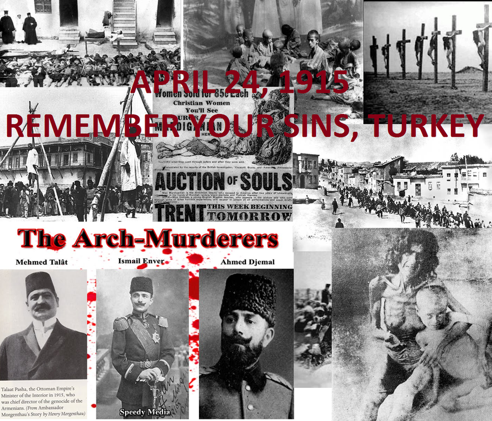 Remember your sins, Turkey by alexiaNBC