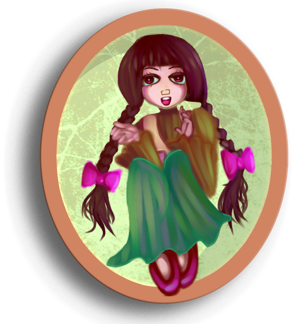Miss Victorine by Vivyi