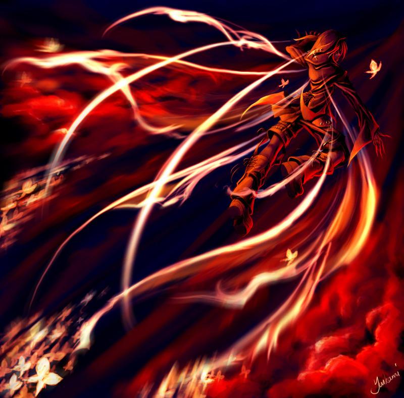 The Return of Xerxes by yuikami-da