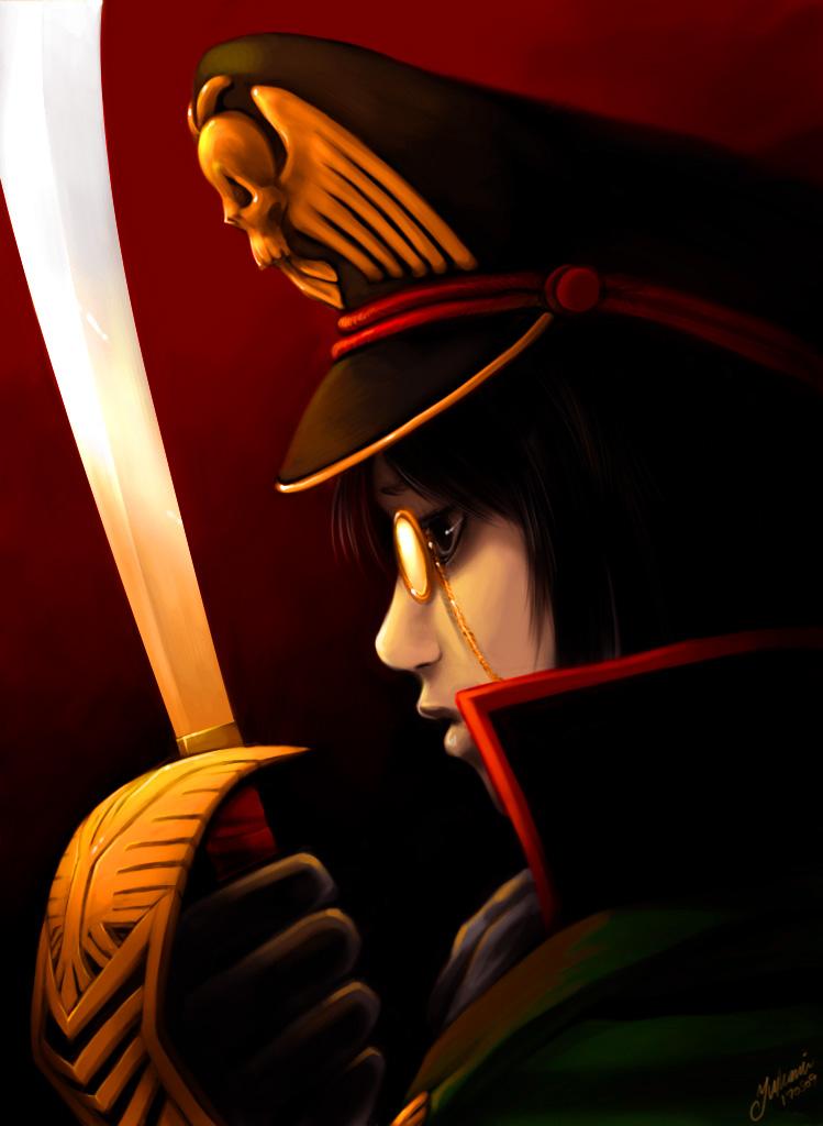 Commissar by yuikami-da