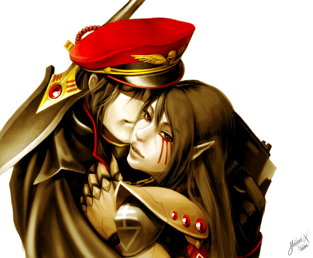 Love Me My Commissar 2 by yuikami-da
