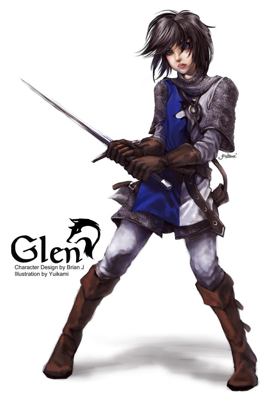 Glen by yuikami-da