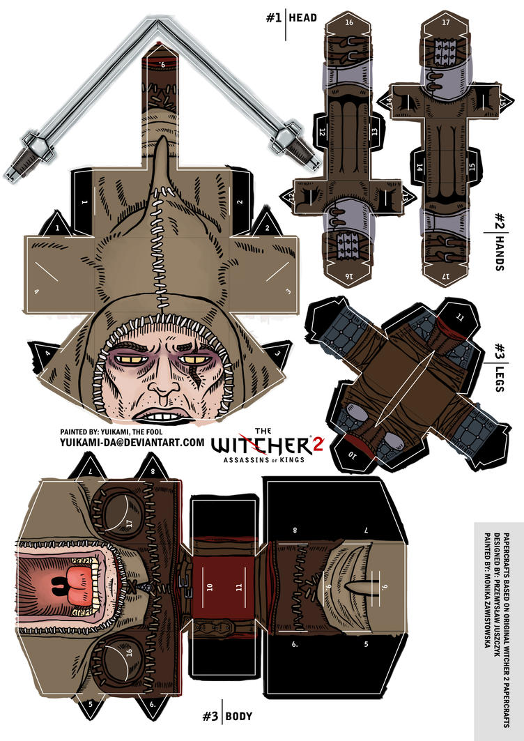 Witcher  Craft Blasphemer Or Skip