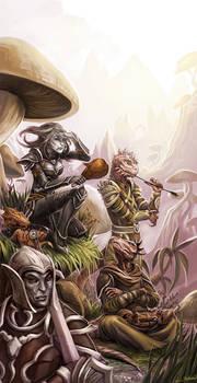 The Elder Scrolls Online - My Little Tardy Party