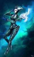 Warframe  Space Angel