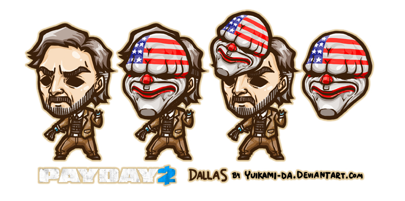 payday 2 wallpaper download
