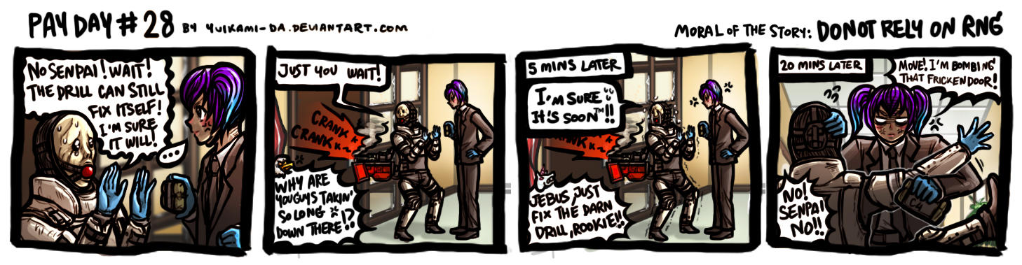 PAYDAY2 - #28