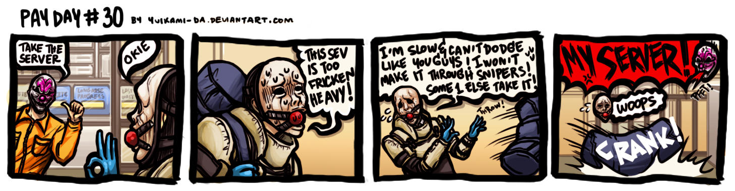PAYDAY2 - #30