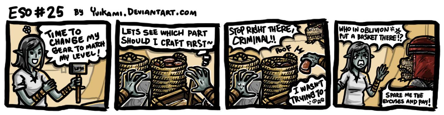 The Elder Scrolls Online - #25
